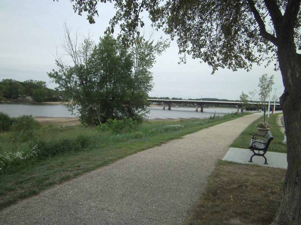 Sauk City River Walk