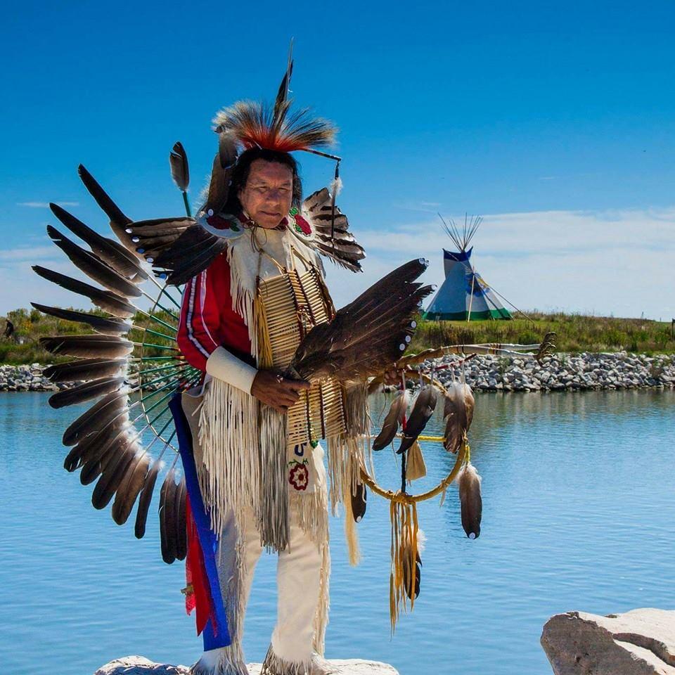 Art Shegonee - Eagles in Native American Culture
