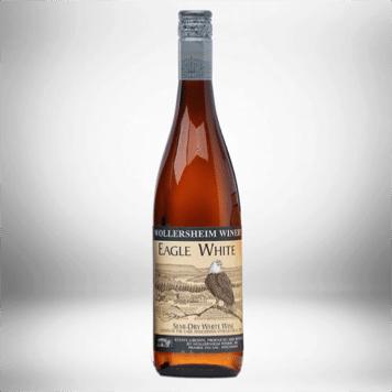 Wollersheim Winery Eagle White Wine